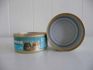 Buju and Ziggy Cat Food