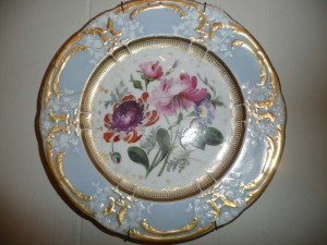 Beautiful Painted Plate