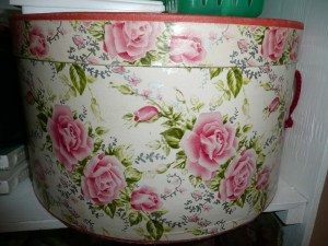 Rosy Hatbox