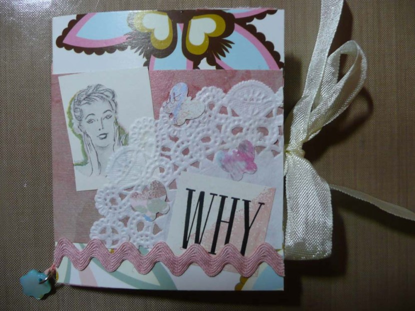 Decorated Journal Cover