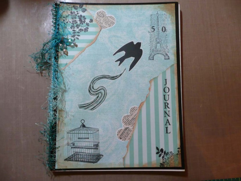 Journal for a Friend
