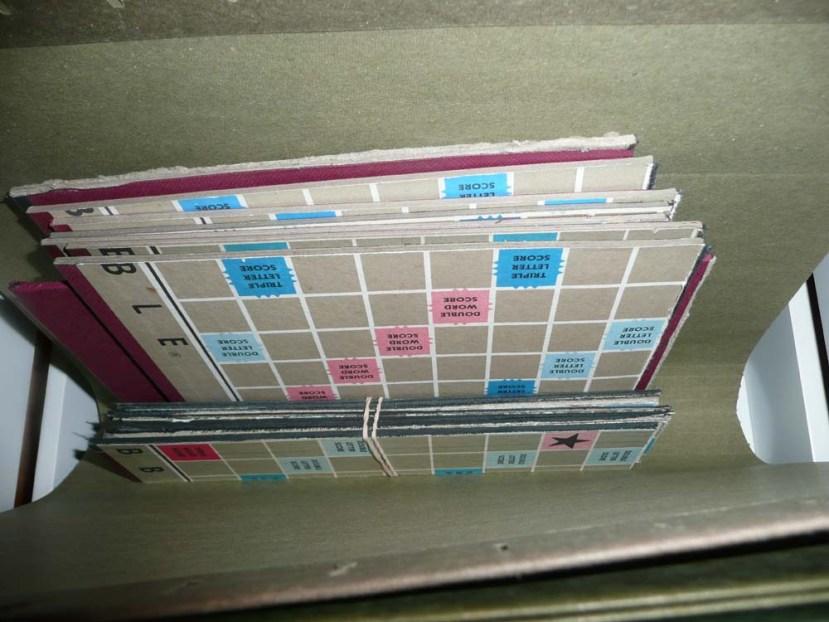 Game board cardboard