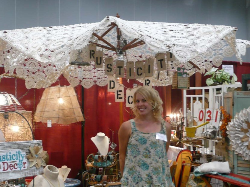 Libbie Hiner from Rusticity Decor.