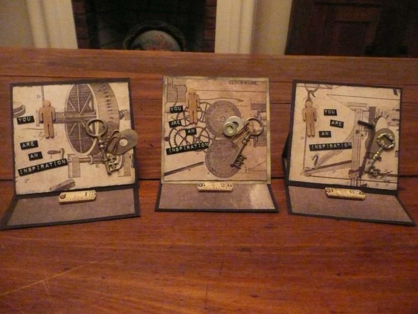 Cards for men.