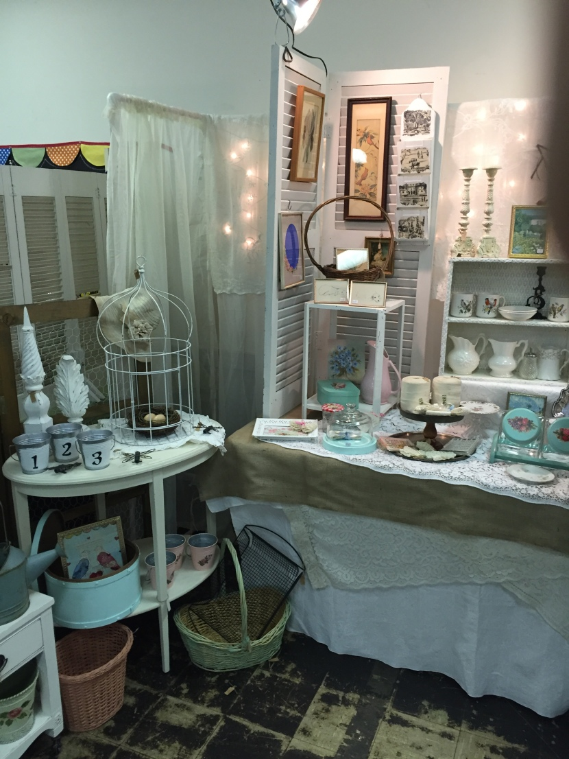 Ready For The Vintage Home Market | glitteronmyface