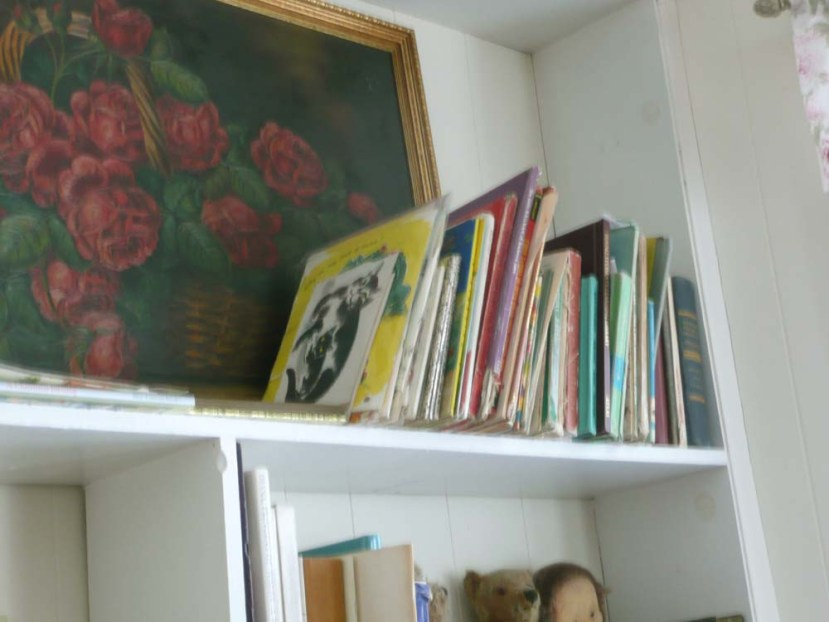 More books for ephemera.